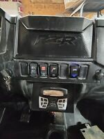 2019 rzr in dash radio/stereo. Lower cubby.