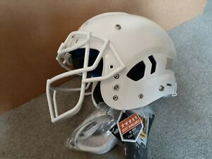 Schutt Vengeance Pro american football helmet Large White with faceguard