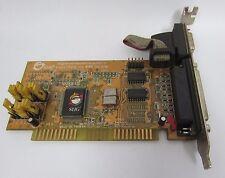 SIIG JJ-A21012 PARRALEL SERIAL POR CARD E189350 V4.0 A015-61