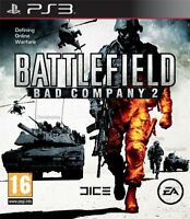 Battlefield: Bad Company 2 PS3 - NEW - Super Fast First Class Delivery FREE