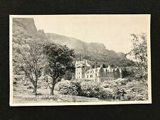 Valentine's Silveresque Postcard, Belfast Castle & Cave Hill R1635 - PCBOX1