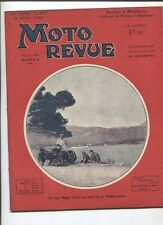 Moto Revue N°631  ; 13  avril 1935 : le salon de GENEVE