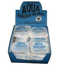 8 x 220 gram Aqua TROUGH BLOCKS Livestock Algae Control Water Treatment