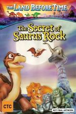 The Land Before Time - The Secret Of Saurus Rock : Vol 6 (DVD, 2010)
