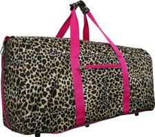 "Women's Fashion Print, 22"" Gym Bag Dance Cheer Travel Carry-on Duffel Bag"