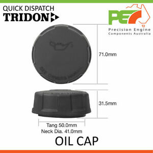 New * TRIDON * Oil Cap For Volvo 850 940 960 C70 Cross Country Turbo