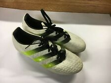 Addidas Football Boots Size Uk8 White