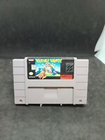 Warios Woods Super Nintendo Entertainment System Authentic Used