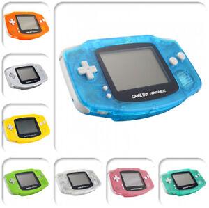 Customized Top Housing Shell Buttons Screen Len for Nintendo Gameboy Advance GBA