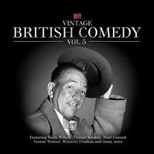 Vintage British Comedy Vol.5 CD
