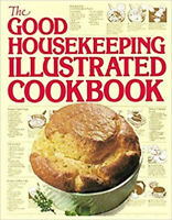 The Good Housekeeping Illustrated Cookbook by Zoe Coulson Hardcover book FREE SH