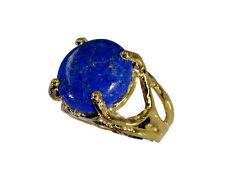 Ringe aus Gelbgold mit Lapislazuli Edelsteine