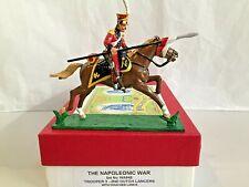 Trophy WA54 B - Trooper 3 - 2nd Dutch Lancers Napoleonic War