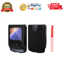 Motorola Leather Case for Razr (5G) 2020 - Black - Genuine Sealed x the New Razr