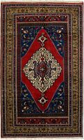 "Hand-knotted Turkish 5'3"" x 8'8"" Anatolian Vintage Wool Rug...DISCOUNTED!"