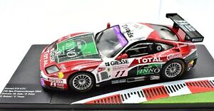 Models Car Ferrari Racing Collection Scale 1/43 diecast 575 GTC Edicola IXO
