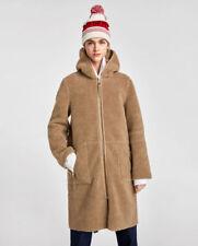 4854202b Zara Parka Coats, Jackets & Waistcoats for Women for sale | eBay