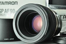 [MINT in box!!!] Tamron for Nikon SP AF Di 90mm F2.8 MACRO MF AF SLR from JAPAN