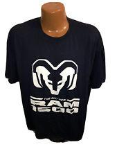 Dodge RAM 1500 Navy Blue T Shirt Size 2X EUC