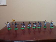 TIMPO, swoppet, US 7th Cavalry, 8 pieces
