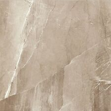 CUT SAMPLE Kashmir Taupe Wall and Floor Marble Effect Porcelain Tiles