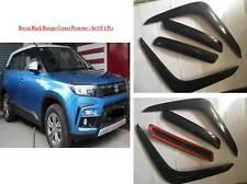 Car Black PVC Bumper Corner Protector Guard Molding :- Maruti Suzuki BREZZA