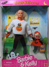 Barbie ~ Happy Halloween Barbie & Kelly  #17238 - Target Exclusive  - NEW - NRFB