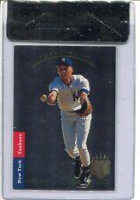 1993 SP Foil Baseball 279 Derek Jeter Rookie Card RC Beckett Grading BGS 8.5 RCR