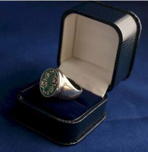 Doctor Who MASTERS RING Size Y Official Prop Replica - LAST FEW
