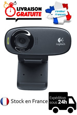 WEBCAM VIDÉO CAMERA LOGITECH C310 5 MEGAPIXELS USB 2.0 PC ORDINATEUR SKYPE