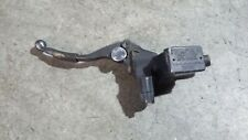 Yamaha GTS 1000 - Clutch Master Cylinder & Adjustable Lever