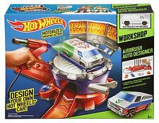 Hot Wheels Workshop Airbrush Auto Designer