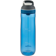 Contigo 24 oz. Cortland Autoseal Water Bottle - Monaco/Dark Gray Lid