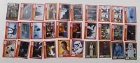Star Wars: The Force Awakens Trading Cards Job Lot Bundle inc. Shiny Topps
