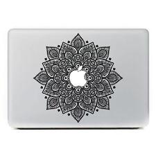 Flower Vinyl Decal Sticker Skin For Apple MacBook Pro Retina Air 11 12 13 15inch