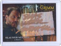 Breygent Grimm Season 1 Silas Weir Mitchell Monroe autograph auto card #SWAC-2