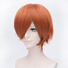 Ouran High School Host Club Kaoru Hitachiin One Piece Nami Cosplay Wig +CAP