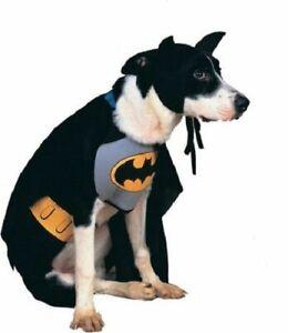 Rubies Classic Batman Bruce Wayne DC Comics Pet Dog Halloween Costume 887891