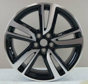 "2016-2018 Chevy Cruze Wheel 18"" X 7.5"" Gloss Black 5-Split Spoke New 84012907"