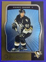 2007-08 O-Pee-Chee Micromotion #399 Sidney Crosby Pittsburgh Penguins Parallel