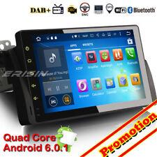 "9"" Android 6.0.1 DAB+ GPS Sat-Nav Wifi DVR 3G OBD2 For BMW E46 3er M3 Car Stereo"