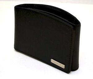 "GENUINE TomTom 5"" GPS Leather Carry Case VIA 1405 1435 1505 1535 XXL 550 540 530"