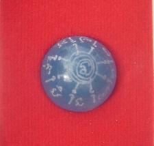 "Box""LUKE KRAW""0.7inch Amulet crystal ball carved Yahn symbol""LP Doo""Monk AD1989"