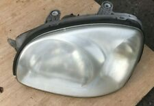 2003 Hyundai Santa Fe Passenger/Nearside Left Headlight