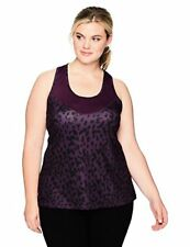 Fruit of the Loom Womens Plus SZ Breathable Textured Tank- Pick SZ/Color.