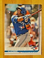 2019 Topps Series 2 SP No Number RC Vladimir Guerrero Jr Blue Jays Rookie Card