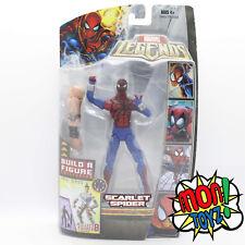 Scarlet Spider Marvel Legends  Walmart Exclusive Action Figure ARES BAF