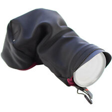 NEW PEAK DESIGN SHELL SMALL FORM-FITTING RAIN AND DUST COVER BLACK WATERPROOF