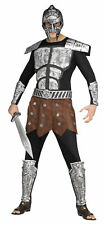 Gladiator Adult Mens Costume Chest And Arm Guards Halloween Funworld Standard
