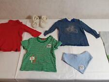 Bekleidungspaket 2 Babykleidung Kinderkleidung 18 Teile Größe 74 - 80
